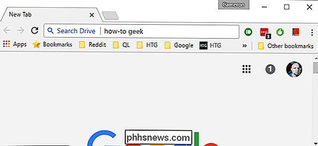 Comment Rechercher Google Drive Directement Depuis La Barre D Adresse De Chrome Phhsnews Com