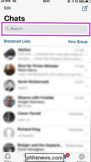 Wonderbaarlijk WhatsApp-chatberichten zoeken - nl.phhsnews.com PX-86