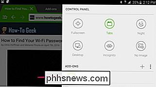 Como enviar páginas da web do seu smartphone ou tablet para