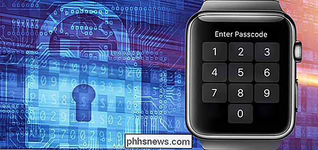 Come impostare e utilizzare un passcode su Apple Watch