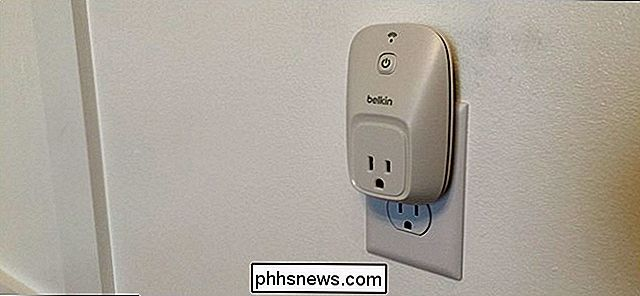 Come configurare lo switch WeMo Belkin
