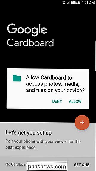 Jak Nastavit Google Cardboard Na Platformě Android Csphhsnewscom