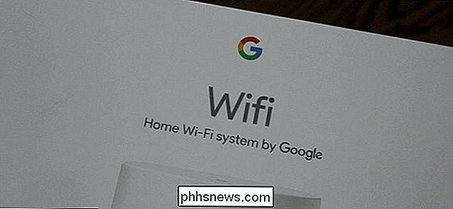 Como configurar o sistema WiFi do Google