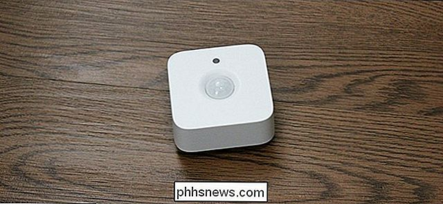 Come configurare il Philips Hue Motion Sensor