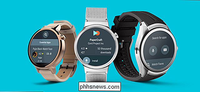 Cómo configurar, ajustar y usar su Android Wear Watch
