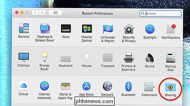 Como configurar o seu Mac para funcionar como um Time