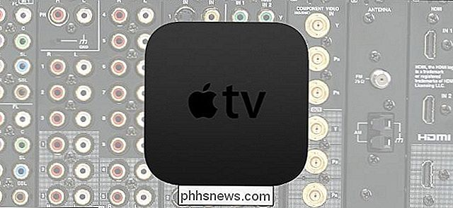 Como configurar o Apple TV para ligar automaticamente o televisor ou o Media Center No