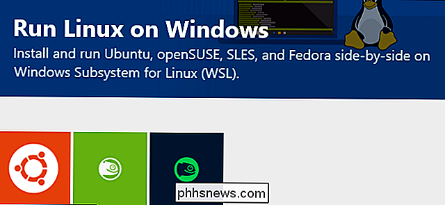 Festlegen der Standard-Linux-Distribution unter Windows 10