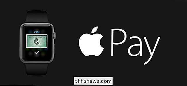 Cómo configurar y usar Apple Pay en su Apple Watch