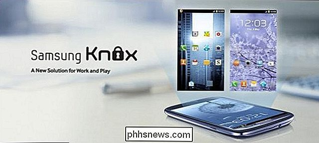 Come impostare Knox Security su un telefono Samsung compatibile
