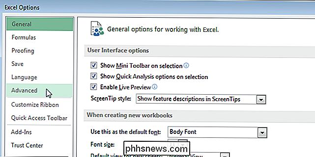 So zeigen Sie Zeilen- und Spaltenüberschriften in Excel an und ...