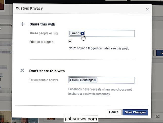 Kan ikke dele innlegg på facebook