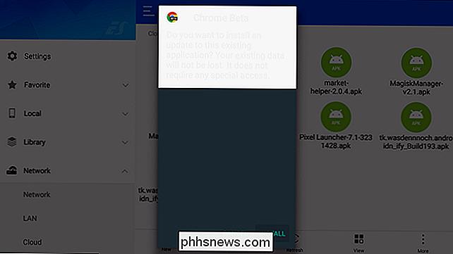 Sideload Apps på Android TV - sv phhsnews com
