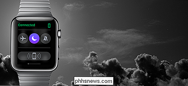 Silence, gestion et dissimulation des notifications sur votre Apple Watch