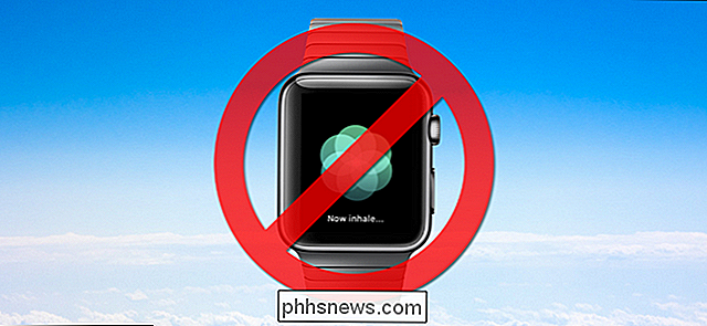 Come fermare la tua Apple Watch da brontolio di