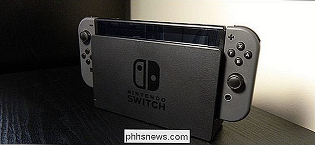 Como impedir que o seu switch da Nintendo ocupar a TV durante o carregamento