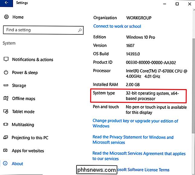 Comment Passer De Windows 10 A Windows 64 Bits Windows 10 Phhsnews Com