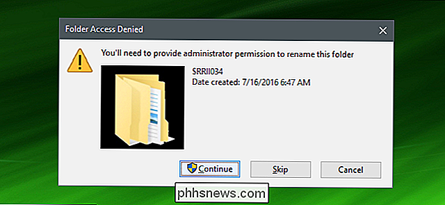 Come prendere la proprietà di file e cartelle in Windows