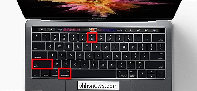 Comment Faire Une Capture D Ecran De La Barre Tactile De Votre Macbook Phhsnews Com