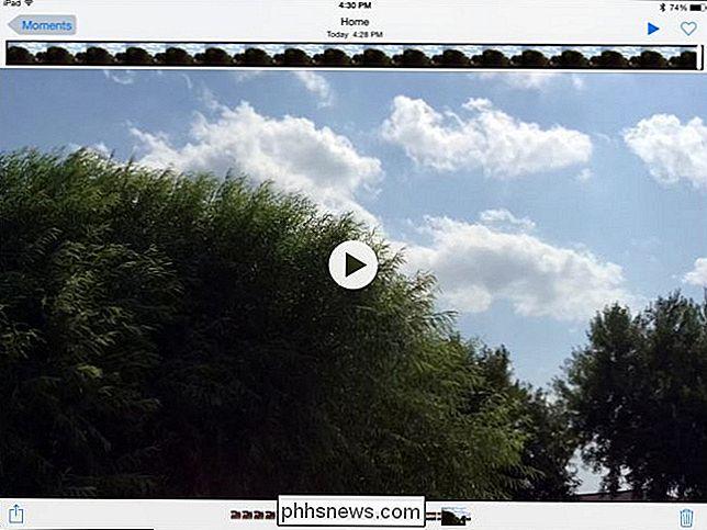 Cómo tomar videos de lapso de tiempo en iPhone o iPad - es.phhsnews.com