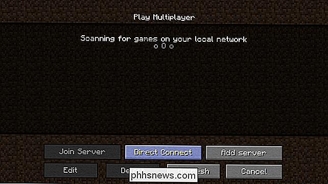 So Beheben Sie Probleme Mit MinecraftLANSpielen Dephhsnewscom - Minecraft lokales netzwerk spielen