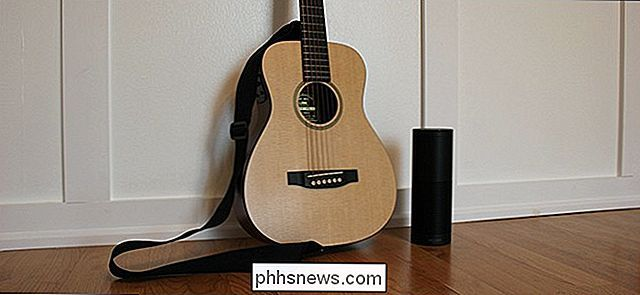 Hvordan man kan tune din guitar med Amazon Echo