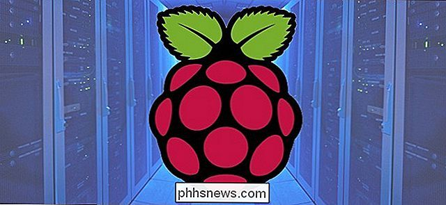 Wie man einen Raspberry Pi in eine Always-On BitTorrent Box umwandelt