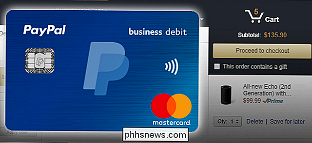Paypal Guthaben Karte Tankstelle.Wie Sie Ihr Paypal Guthaben In Eine Debitkarte Umwandeln