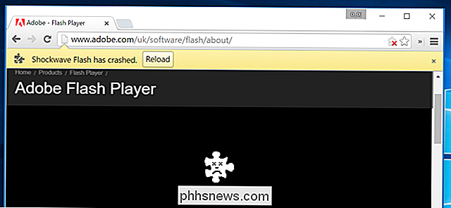 Come disinstallare e disabilitare Flash in ogni browser Web