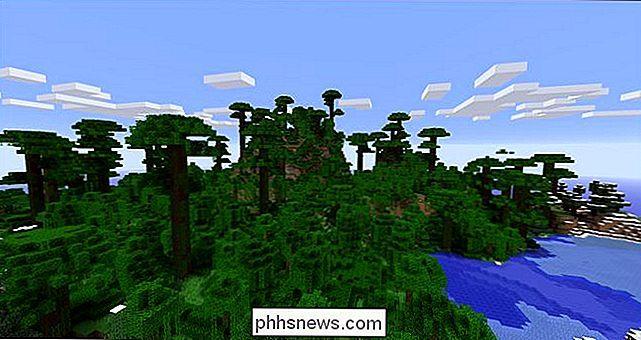Case Di Montagna Minecraft : Come aggiornare le tue vecchie mappe di minecraft per transizioni