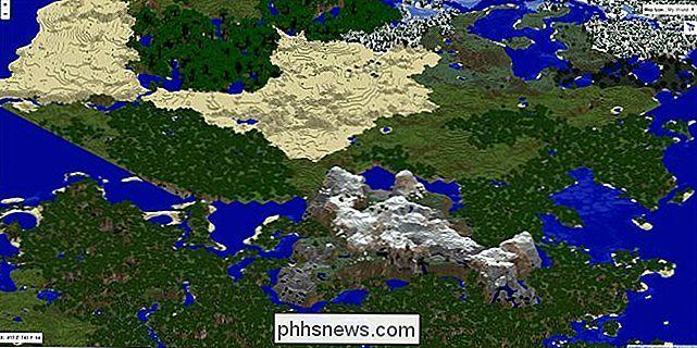 Minecraft Karte.So Aktualisieren Sie Ihre Alten Minecraft Karten Für Nahtlose