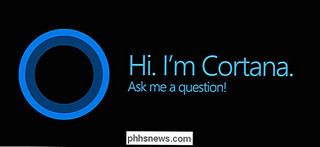Cómo usar y configurar Cortana en Windows 10