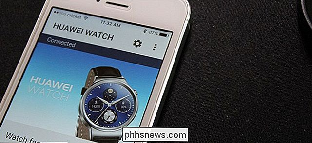 Comment utiliser Android Wear avec un iPhone