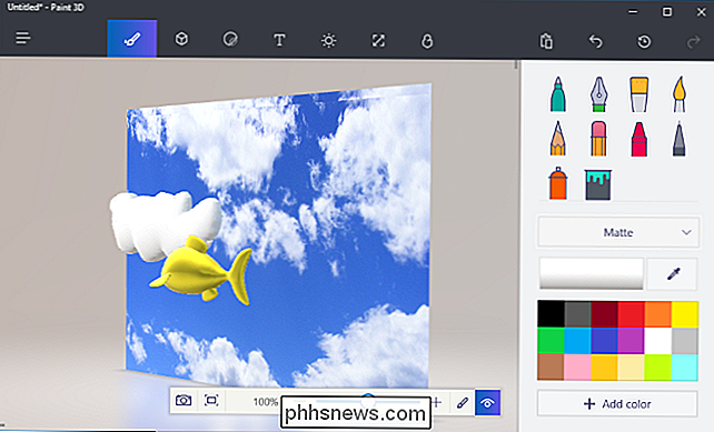 Comment Utiliser Microsoft Paint 3d Phhsnews Com