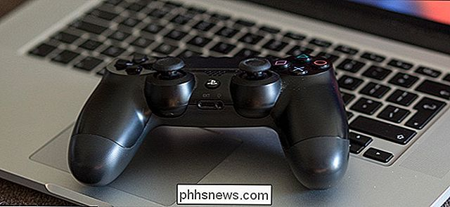 Come utilizzare il controller DualShock 4 di PlayStation 4 su Mac