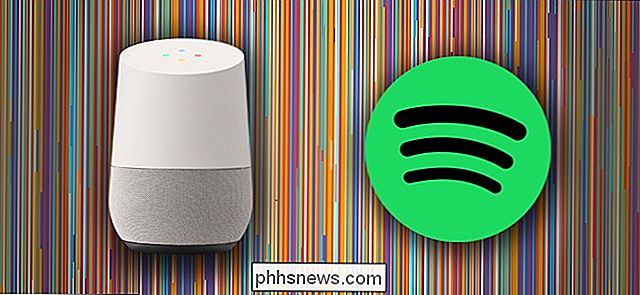 Come utilizzare Spotify con Google Home