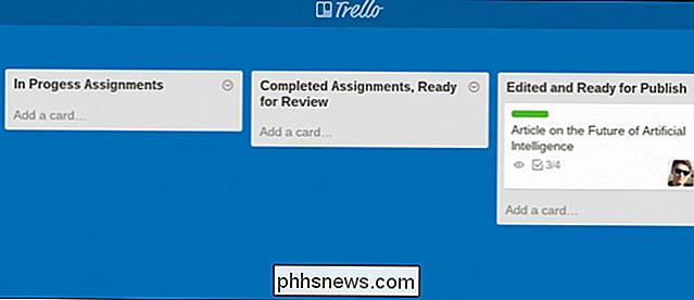 Trello, De Tool Voor Het Projectmanagement Van Webdesigners