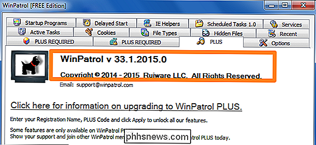Come usare WinPatrol per monitorare il tuo PC Windows per le modifiche