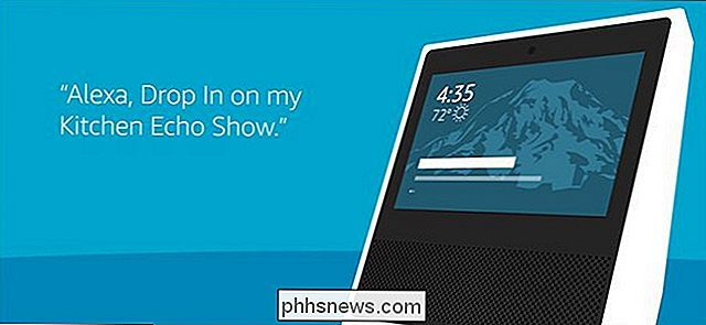 Cómo usar su Amazon Echo como un intercomunicador con Drop In