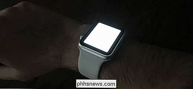 Cómo usar su Apple Watch como linterna