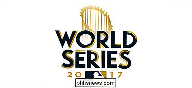 Comment regarder les World Series 2017 en direct