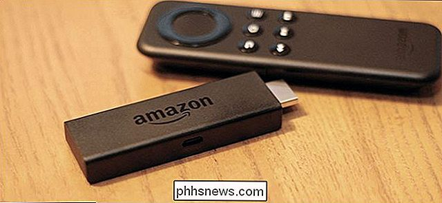 HTG beoordeelt de Amazon Fire TV-stick: de krachtigste HDMI-dongle op de blok