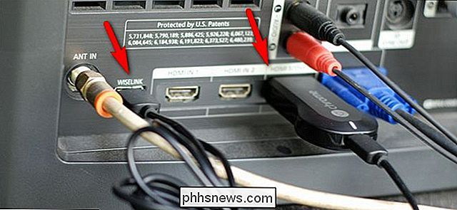 Htg Beoordeelt De Google Chromecast Streamt Video Naar Uw