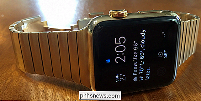 I Got My Apple Watch Gold Plated, e Here's What Happened