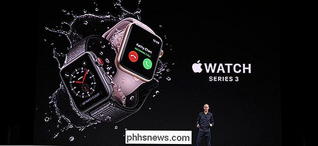 Vale la pena passare a Apple Watch Series 3?