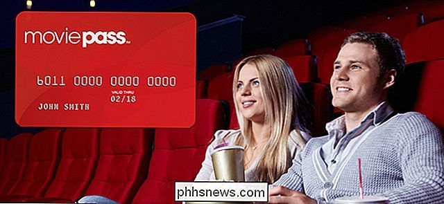 O MoviePass, a Assinatura do Cinema de US $ 9,95, vale a pena