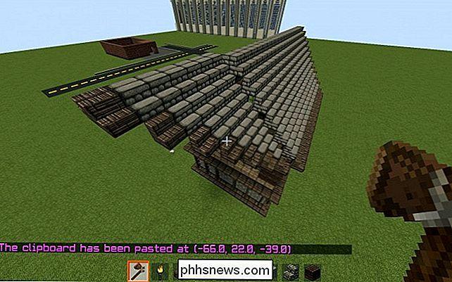 Mit WorldEdit Dephhsnewscom - Minecraft hauser schnell bauen