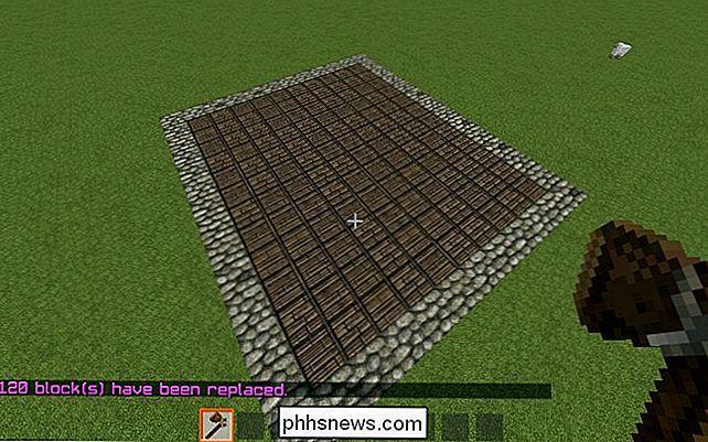 Lastra Di Legno Minecraft : Costruisci minecraft in modo più facile con worldedit it