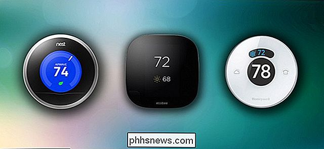 Nest vs. Ecobee3 contro Honeywell Lyric: quale termostato intelligente dovresti acquistare?