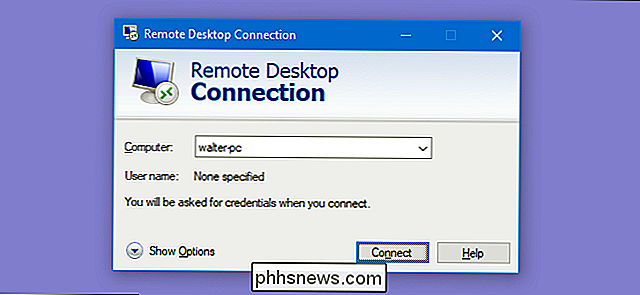 Attivazione del desktop remoto in Windows 7, 8, 10 o Vista